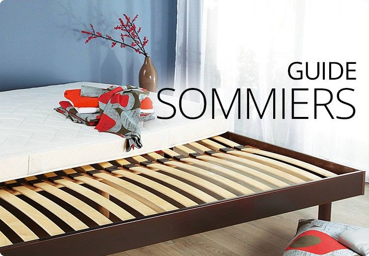 guide sommiers