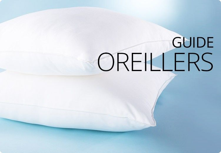 guide oreillers