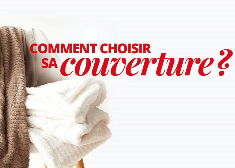 Choisir sa couverture