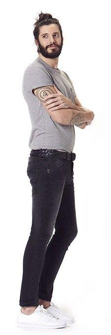 jean homme skinnny