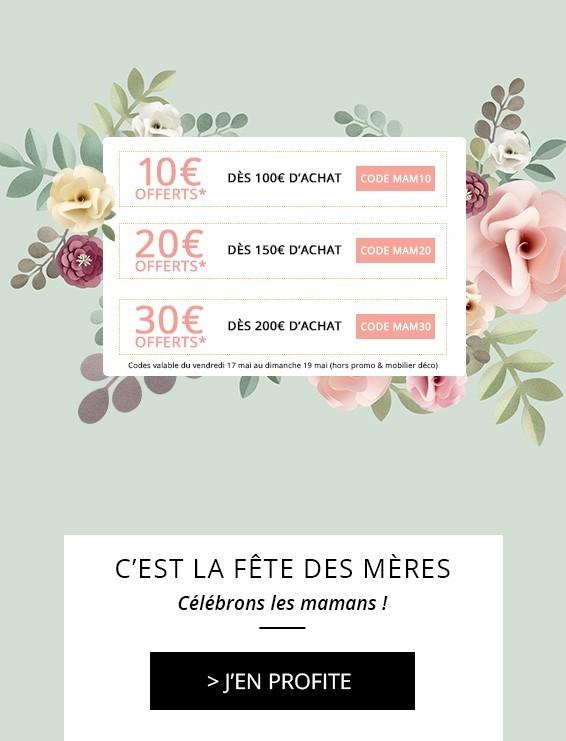 newest 840e3 b0bcd Faites-vous plaisir pour la fête des Mères !