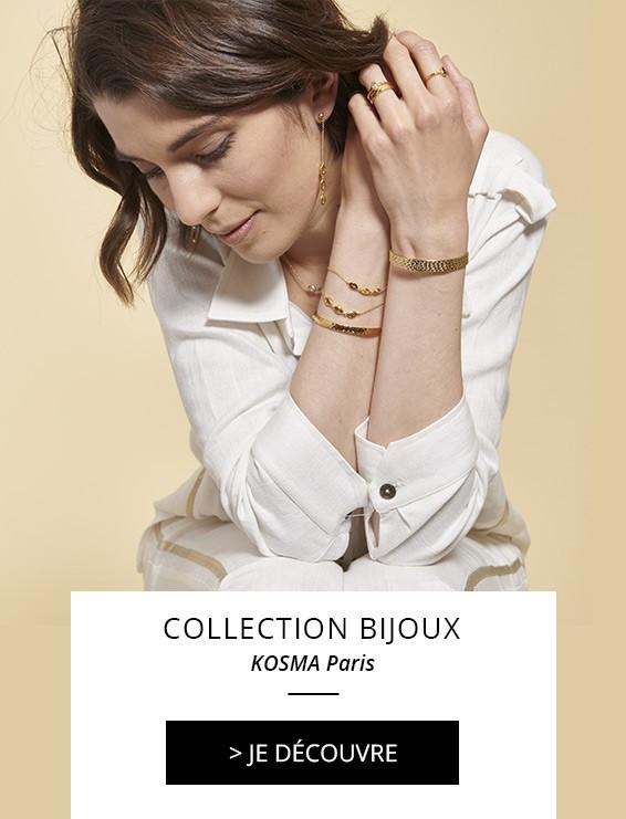 super popular a740e ac8f4 Découvrez la nouvelle marque de bijoux KOSMA Paris !