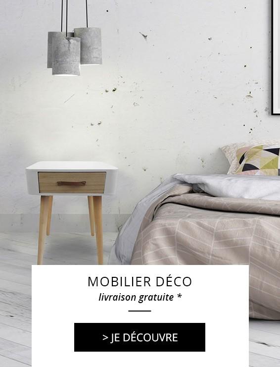 new style 3ead2 70c1a Découvrez notre sélection de meubles et d objets déco sur 3 SUISSES