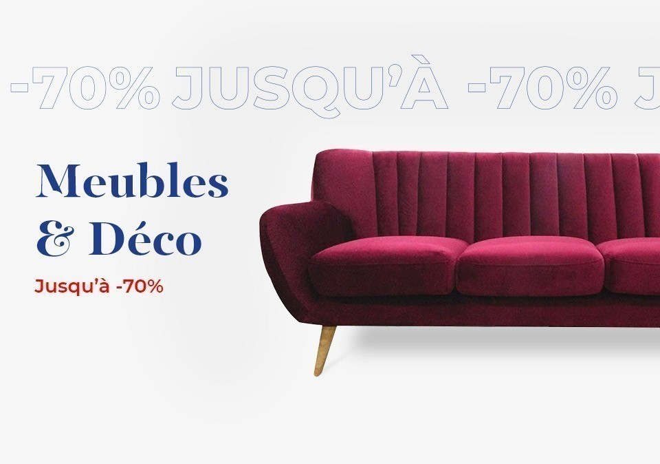 Promotions Meuble Deco 3 Suisses