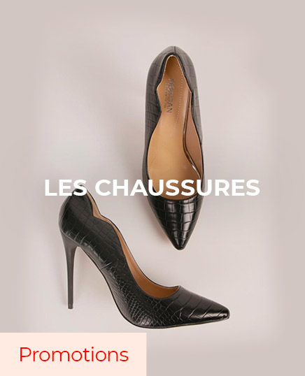 chaussures promo