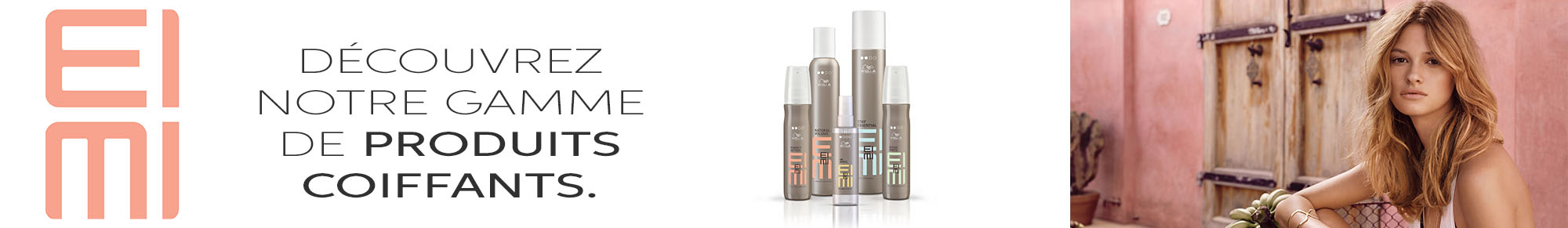 Soins cheveux Eimy By Wella