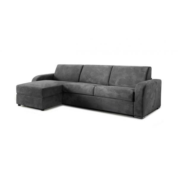 canap d 39 angle modulable convertible microfibre cezano. Black Bedroom Furniture Sets. Home Design Ideas