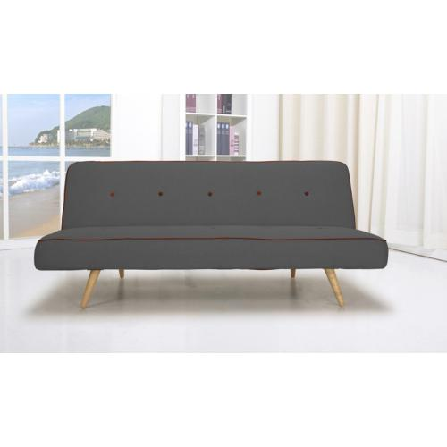3S. x Home - Banquette clic clac Anthracite - Canapé