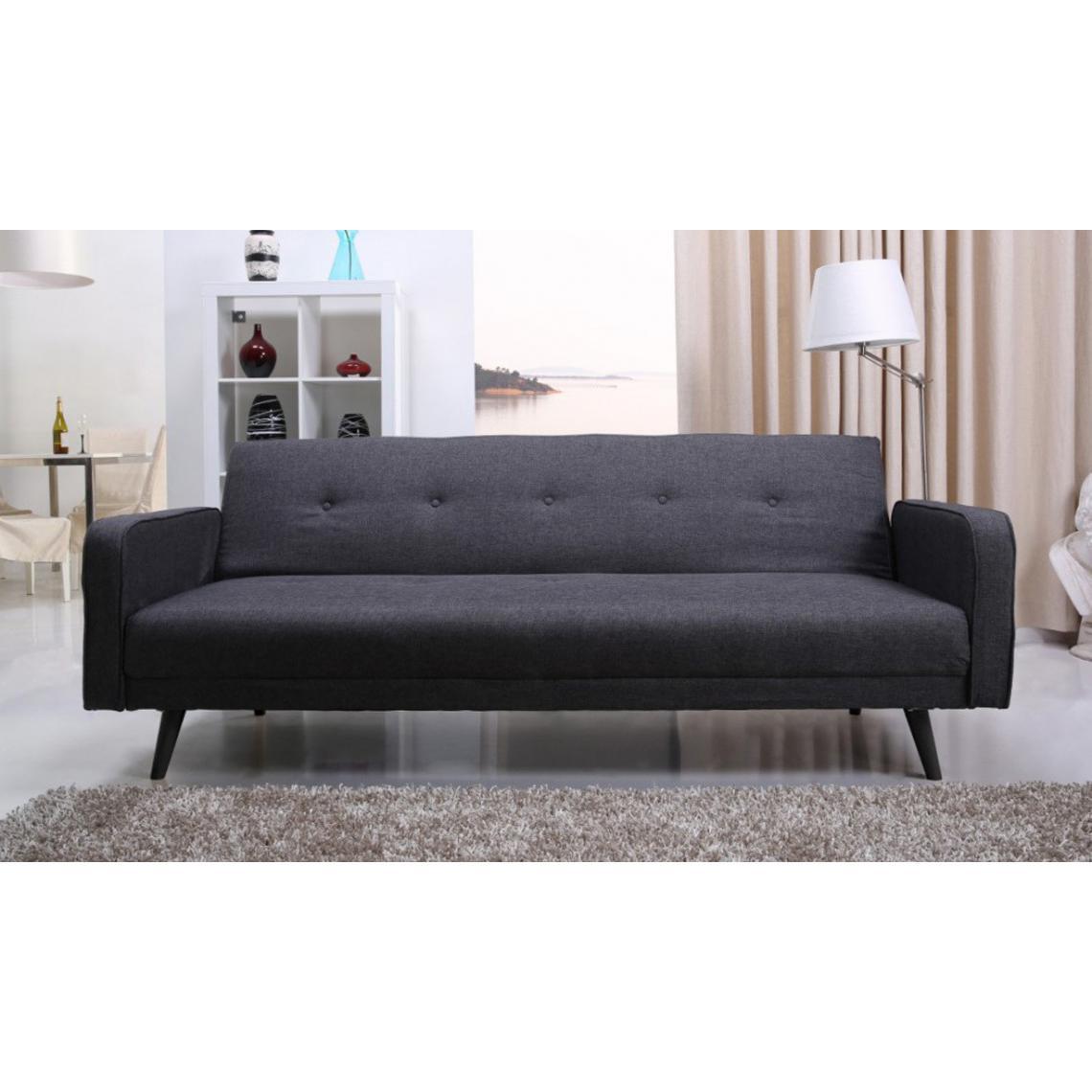 canap convertible en tissu strub 3suisses. Black Bedroom Furniture Sets. Home Design Ideas