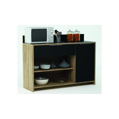 3S. x Home - Meuble range tout COME - Buffet, bahut, vaisselier