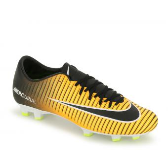 Nike - Chaussure de football crampons Nike homme - Jaune/Noir - Promotions