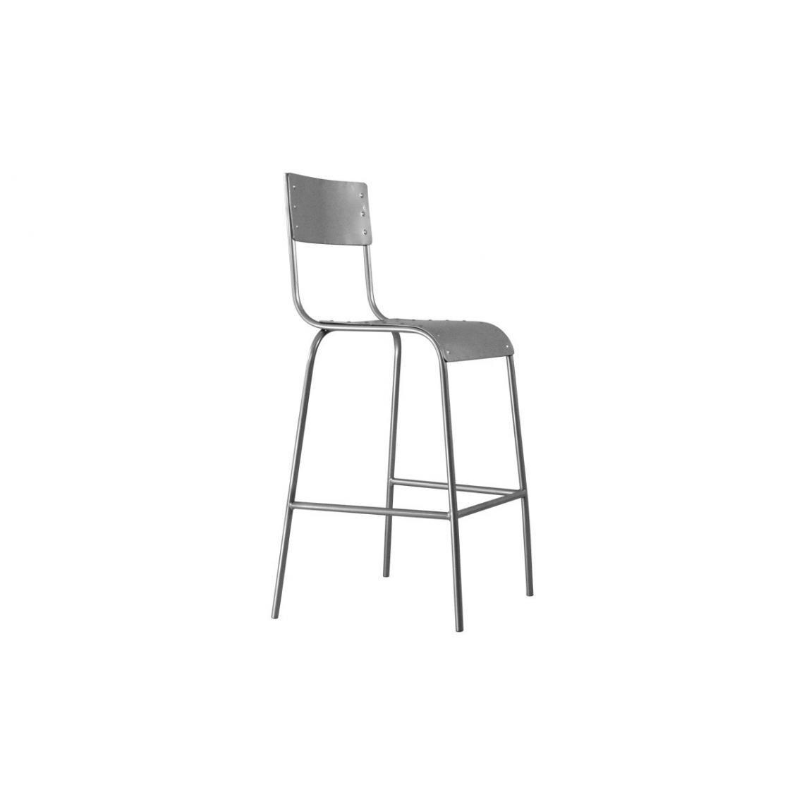 Métal Suisses Chaise En Haute Steely3 nPk8O0wX