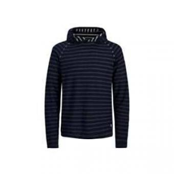 Jack & Jones - Pull à capuche homme Jack & Jones - Bleu Marine - Vêtements homme