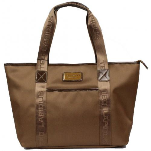 Ted Lapidus Maroquinerie - SAC SHOPPING TONIC - Zippe - Sac