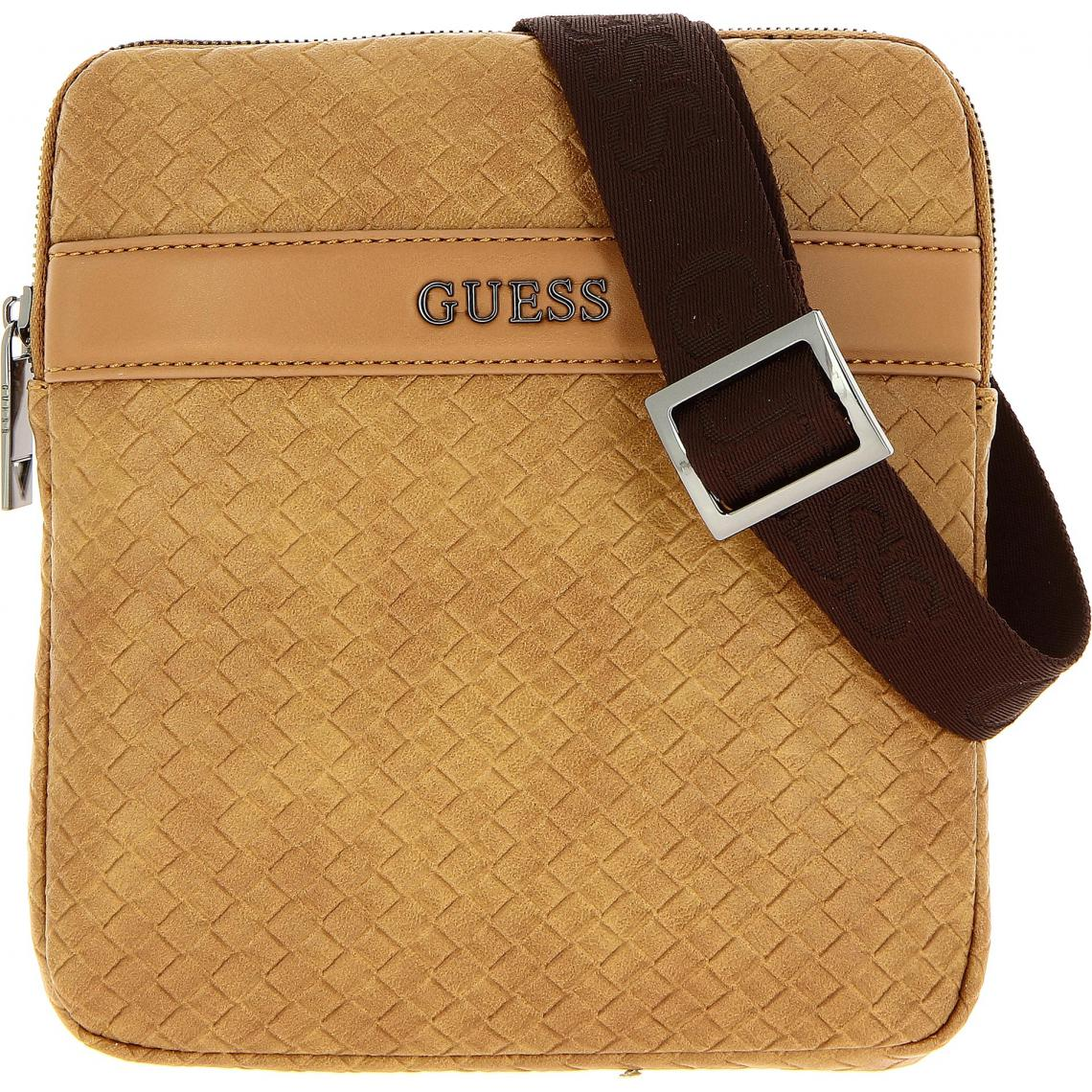 NEW MILANO FLAT CROSSBODY Guess Maroquinerie | 3 SUISSES