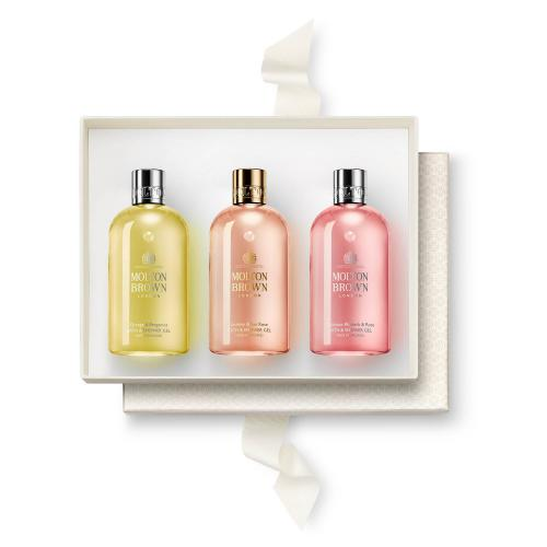 Molton Brown - SET DE BAIN PERFECTLY PAMPERING  - Soins corps