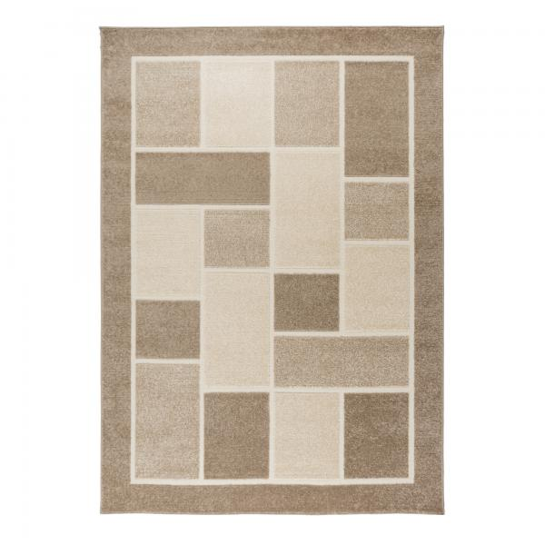 Tapis Design Marron 150x80cm ZOUK Flair Rugs Meuble & Déco