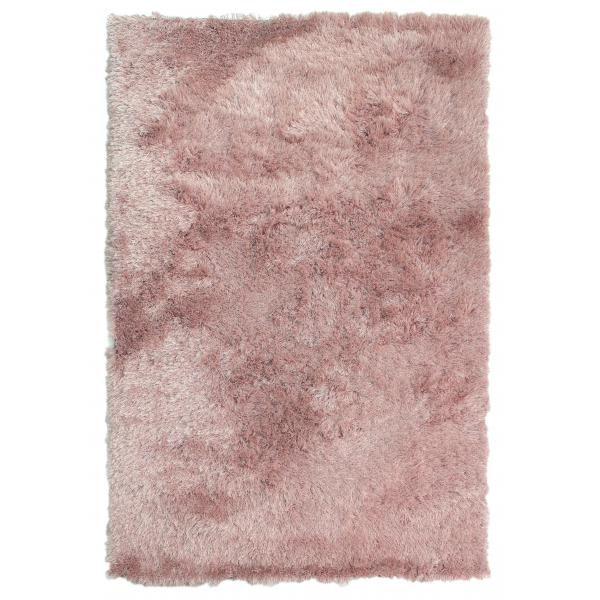 Tapis à Poils Longs Rose 150x80cm SELINO Flair Rugs Meuble & Déco