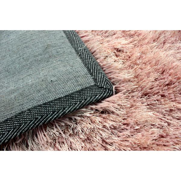 Tapis à Poils Longs Rose 150x80cm SELINO Flair Rugs