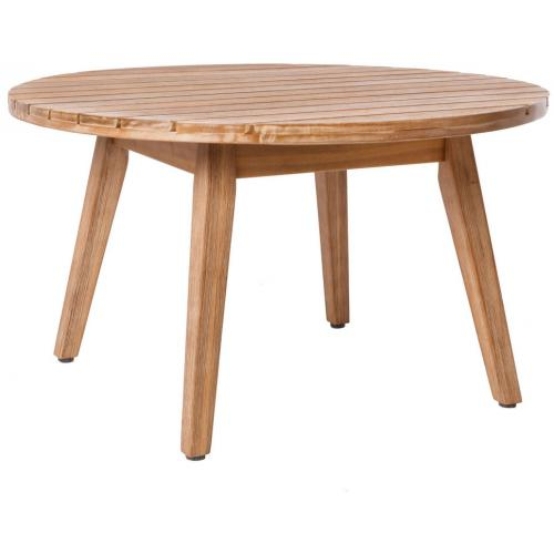 3S. x Home - Table Basse Extérieure Acacia Massif MARILYN - Table basse