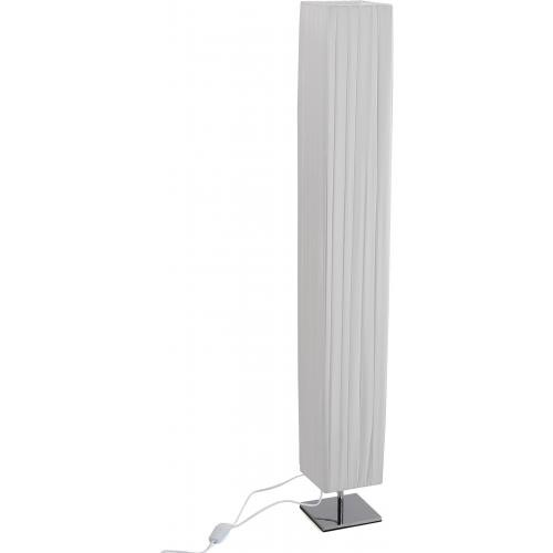 3S. x Home - Lampadaire Rectangulaire Blanc FILLY - Lampadaire