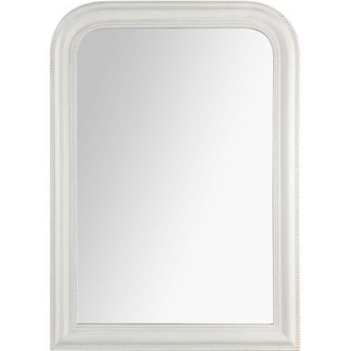 Miroir Rectangulaire Blanc SEBLAN