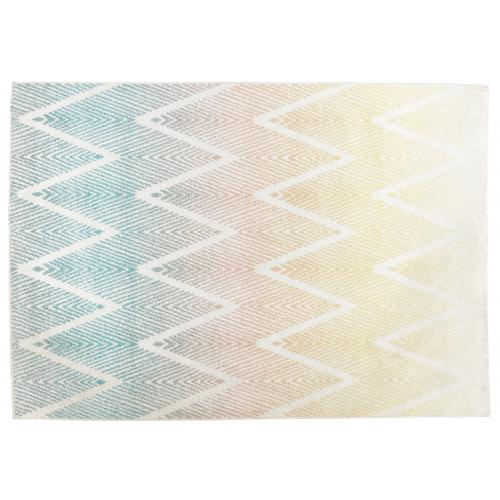 3S. x Home - Tapis Enfant Imprimé Vague Multicolore 160x230 cm NUWA - Sélection meuble & déco Intemporel