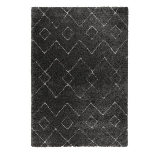 Flair Rugs - Tapis Design Gris VISCA - Tapis