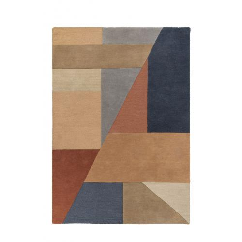 Flair Rugs - Tapis Design Multicolore en Laine VAIAVY - Tapis