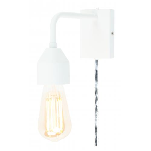 It s About Romi - Lampe Applique Murale Blanche MADRID - Luminaire