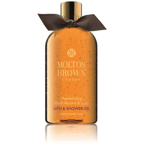 Molton Brown - Gel Douche Accords de Oudh & Or - Beauté femme