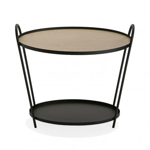 3S. x Home - Table basse ronde IBIS - Table basse