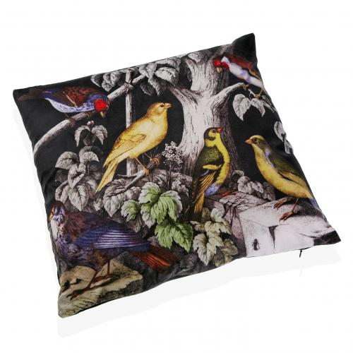 3S. x Home - Coussin Motifs Oiseaux OSELLI - Coussins