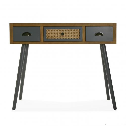 3S. x Home - Console 3 tiroirs STISH - Console