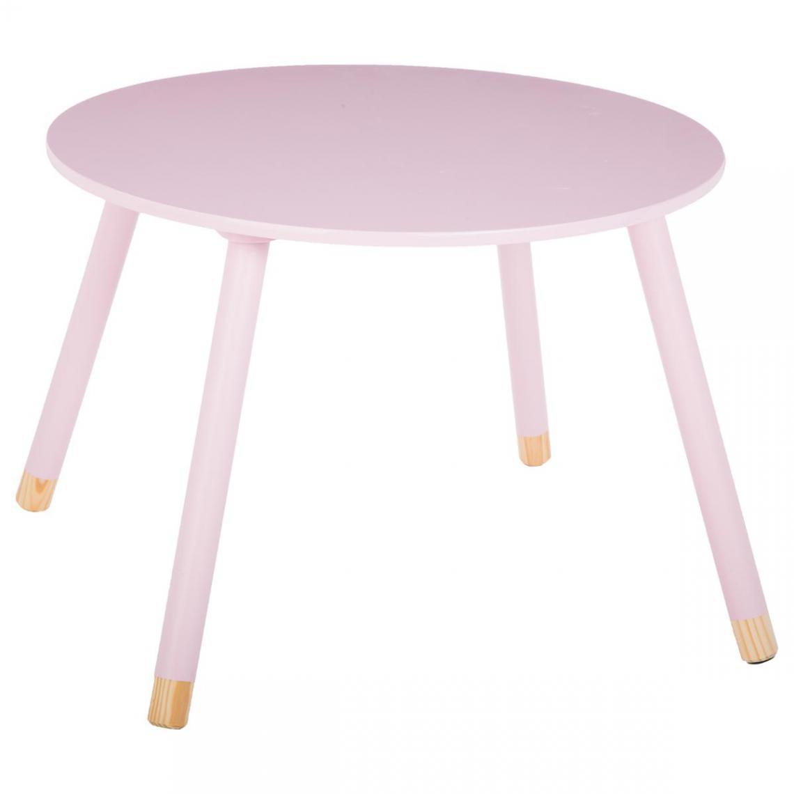 Table Enfant Rose MINO