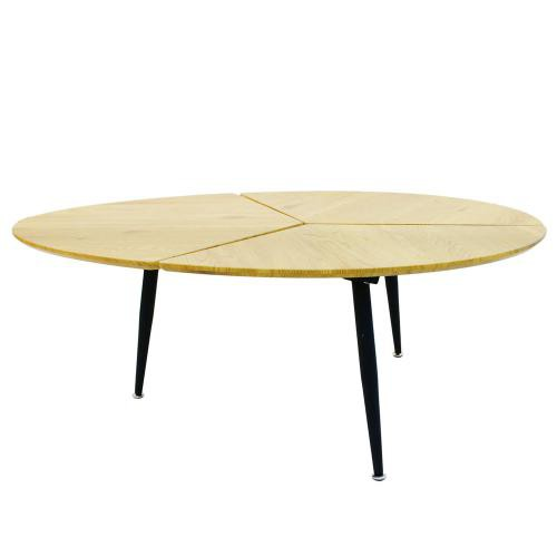 3S. x Home - Table basse DENVER - Table basse