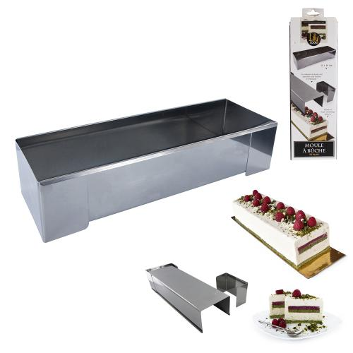 3S. x Home - Moule a buche carre 31x10cm FORD