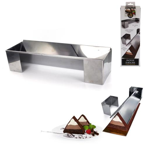 3S. x Home - Moule a buche triangulaire 31x10cm FORD