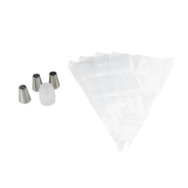 Metaltex 2047411 Poche /à Douille jetable Lot de 3 Autre