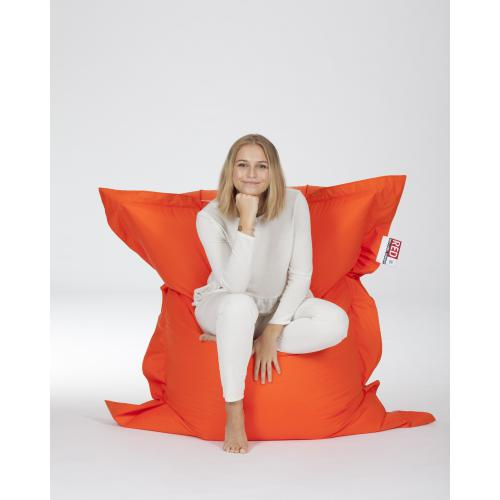 Red Label - Coussin d'extérieur Orange NEO - Le salon