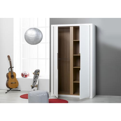 3S. x Home - Armoire MILO 2 portes - Meuble deco made in france