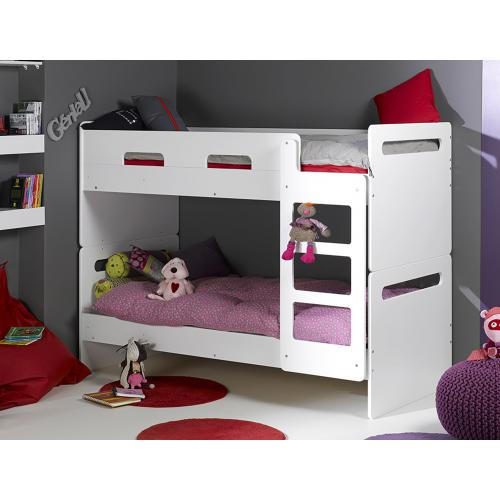 3S. x Home - Lit superposable FEROE 90*190 - Lit enfant