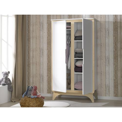 3S. x Home - Armoire BONHEUR - Meuble deco made in france