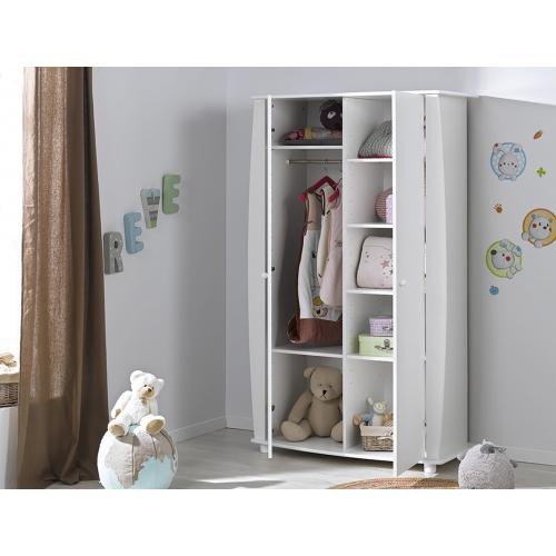 3S. x Home - Armoire MEDEA - Meuble deco made in france