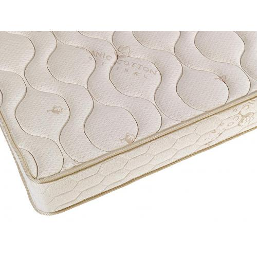 3S. x Home - Matelas Enfant - CotonBio 90*200*16 - Meuble deco made in france