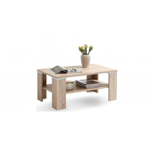 3S. x Home - Table basse beige PRITOMNO - Table basse