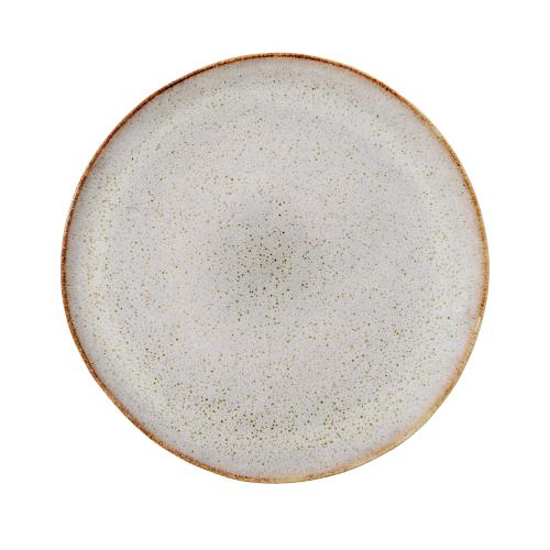 Bloomingville - Assiette en grès 28,5 cm AMARANTE - Arts de la table