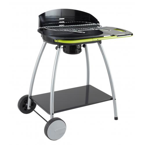 3S. x Home - Barbecue en Fonte 2 Tablettes CHILI - Le jardin