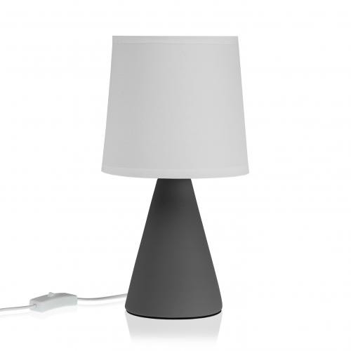 3S. x Home - Lampe de Table noir VELIS - Lampe