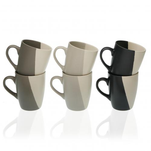3S. x Home - Set de 6 Tasses ENDO - Arts de la table
